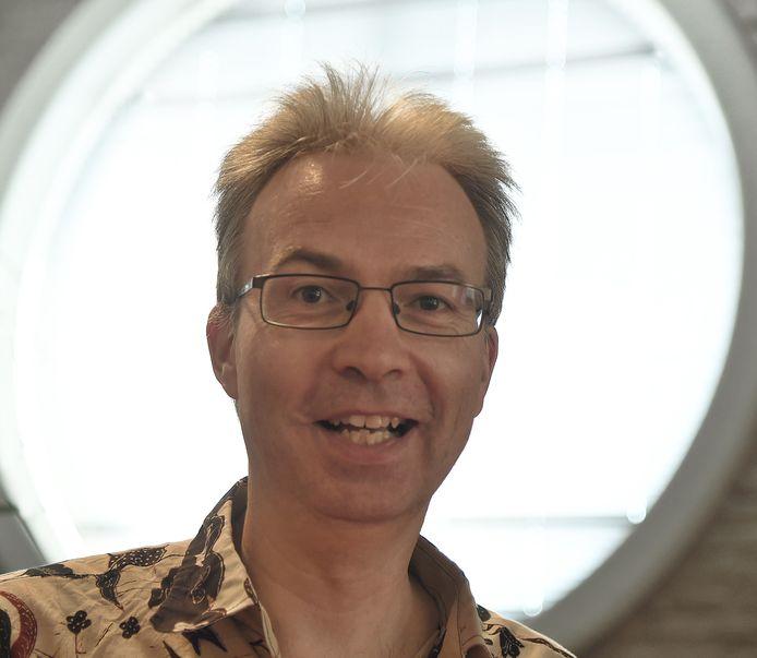 Marcel van den Driest.