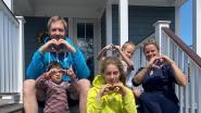 """Clijsters, met gezin in New Jersey, blijft gemotiveerd: """"Ik doe alles om straks weer te kunnen spelen"""""""
