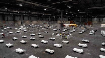 Opnieuw meer dan 500 nieuwe sterfgevallen in Spanje, aantal besmettingen neemt toe tot 40.000