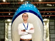 Rutger heeft er alles voor over om piloot te worden: 'Ik hoor niet thuis op de grond, maar in de lucht'
