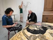 Kunstenaarsduo uit Eindhoven verliefd op IJslandse kunst