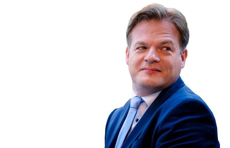 CDA-Kamerlid Pieter Omtzigt constateert dat Den Haag zelf niet weet wat het aanricht. Beeld ANP