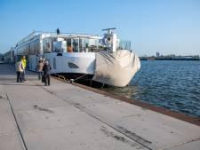 Risico van een schip vol passagiers is echt anders dan een zandschuit
