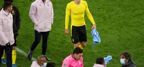 Dortmund-coach reageert op kritiek: 'Haaland is ook maar eens mens'