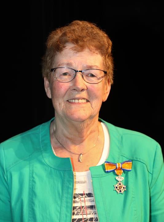 Mariet Sengers-Kuijpers.