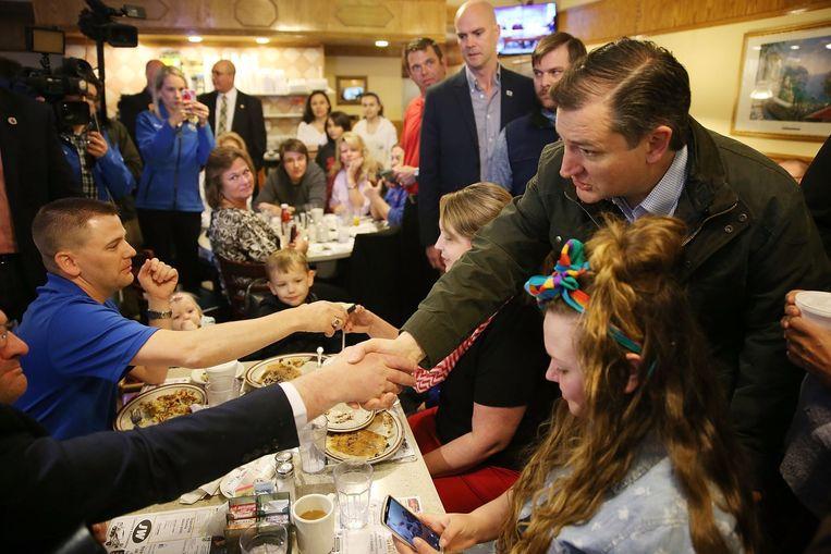Ted Cruz Beeld AP