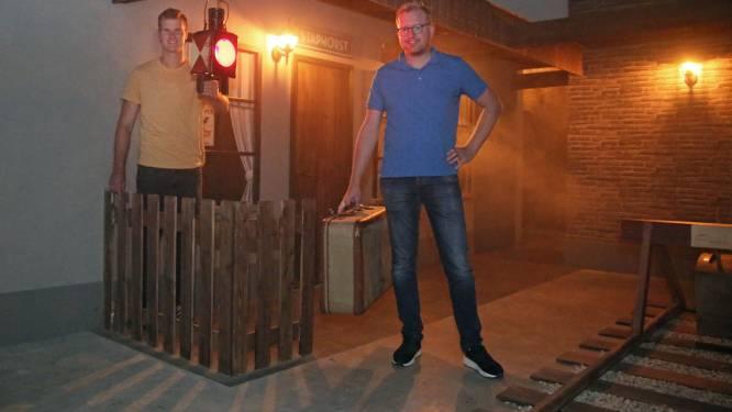 Ontsnappen uit Escape Room Staphorst is een opgave