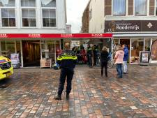 Persoon gewond bij val door luifel in Scheveningse Keizerstraat