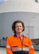 Directeur van de kerncentrale Borssele, Carlo Wolters