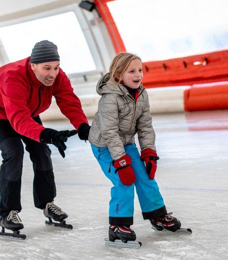 Redding nabij voor bijna failliete Rotterdamse schaatsbaan
