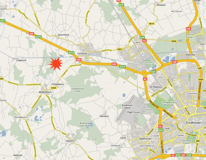 Bron: Google Maps (klik voor vergroting).