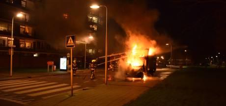 Preventief fouilleren in Gouda in strijd tegen autobranden
