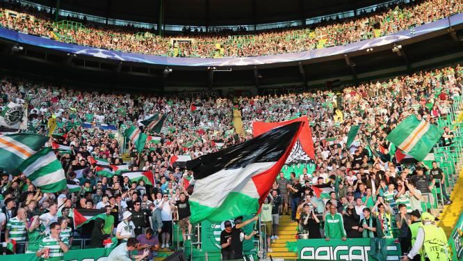 Fans van Celtic Glasgow sluiten Boyata in de armen met een lied