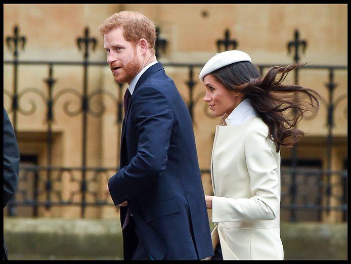 Het huwelijk tussen prins Harry en Meghan Markle zal op 19 mei plaatsvinden.