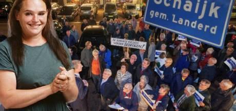 Boze spuugspetters van de burgemeester en een microfoonfoutje