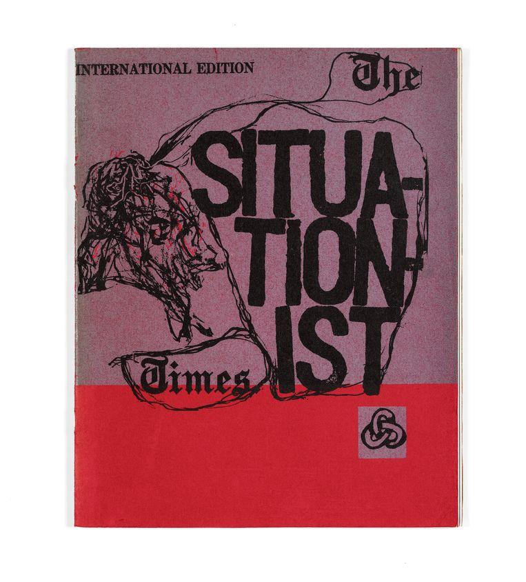Het eerste nummer van 'The Situationist Times', mei 1962. Beeld Torpedo Press