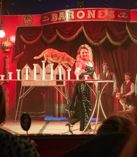 Circus Barones geeft Hulst een glimlach