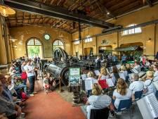 Stoommachine van Oisterwijk levert na 11 jaar restaureren stroom: komt dat zondag zien