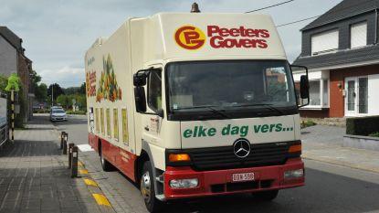 'Groentenkar' van Peeters-Govers voor één van de laatste keren in Zandhoven