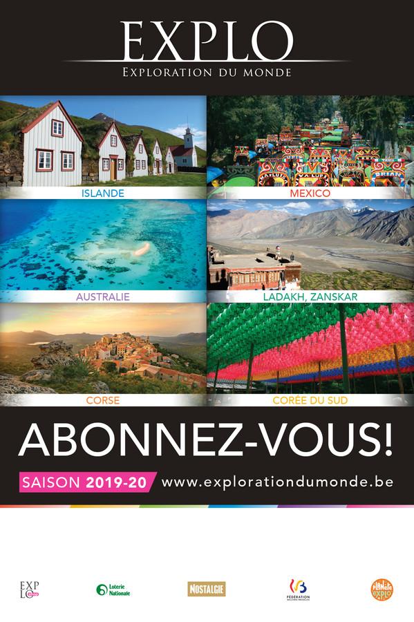 Quelques-uns des voyages proposés par Exploration du Monde pour la saison 2019-2020