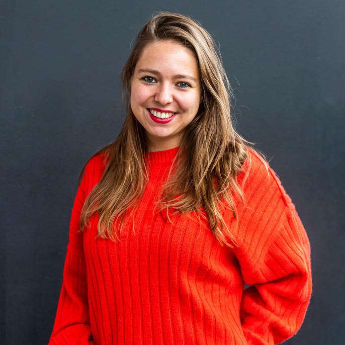 Columniste Lisanne van Sadelhoff.