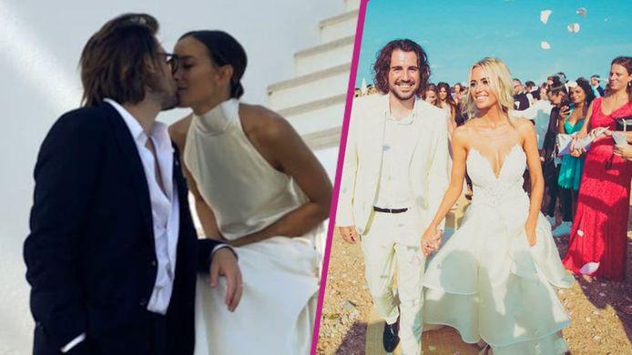 Mathieu Terryn geeft huwelijksfeest in Portugal.