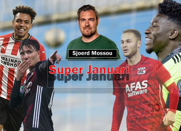 Sjoerd Mossou over Super Januari.