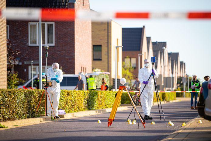 Dinsdag zijn twee verdachten opgepakt voor de liquidatiepoging in de Zwolse wijk Stadshagen op 22 september 2019.