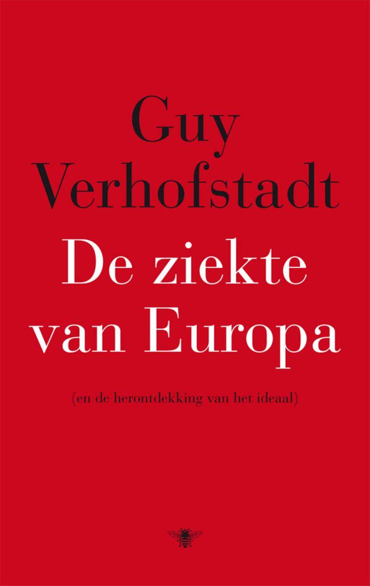 Verhofstadt deed het interview naar aanleiding van de vierde druk van zijn boek 'De ziekte van Europa', met een hoofdstuk gewijd aan Europese terreur Beeld RV