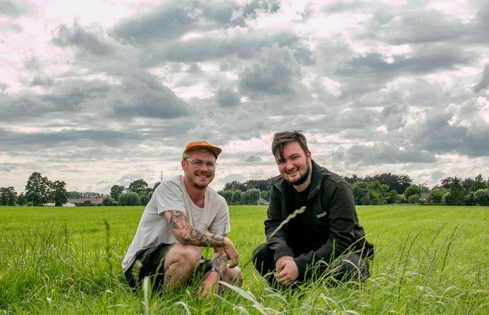 Pieter Luyckx en Arne Van Bel pakken zaterdag in Sint-Niklaas uit met de eerste editie van hun festival 'Hips Don't Lie'.