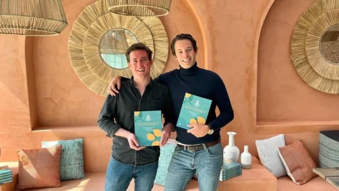 """Maxence en Laurent van restaurant Pulpo werken tijdens lockdown aan kookboek: """"Keuze genoeg om thuis een zuiders festijn op tafel te toveren"""""""