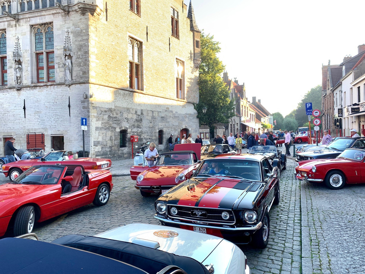 Start Damme GT Classics