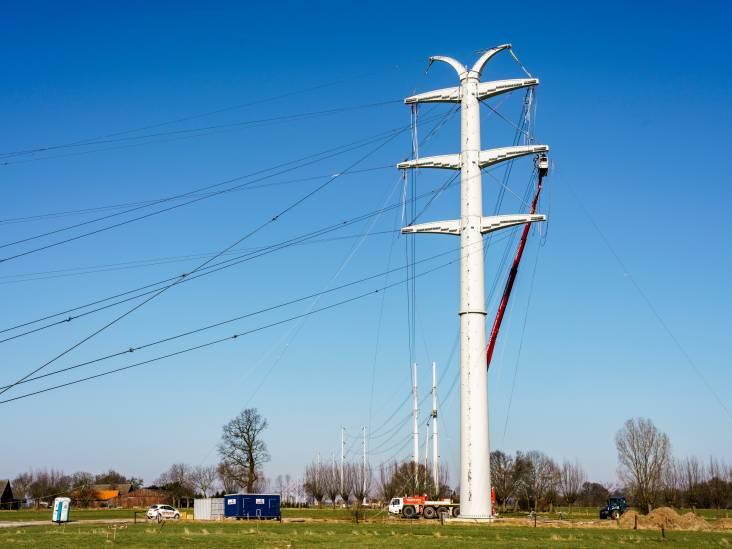 Bewonersgroep 380 kV vreest 'lint van landschappelijke schande'