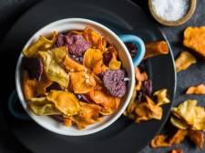 Les chips de légumes, est-ce vraiment plus sain?