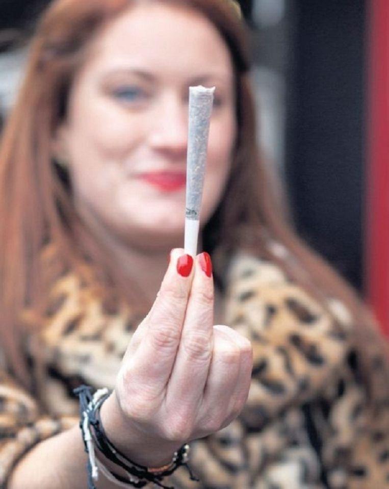 Stacey Tella, 28 jaar uit Manchester.