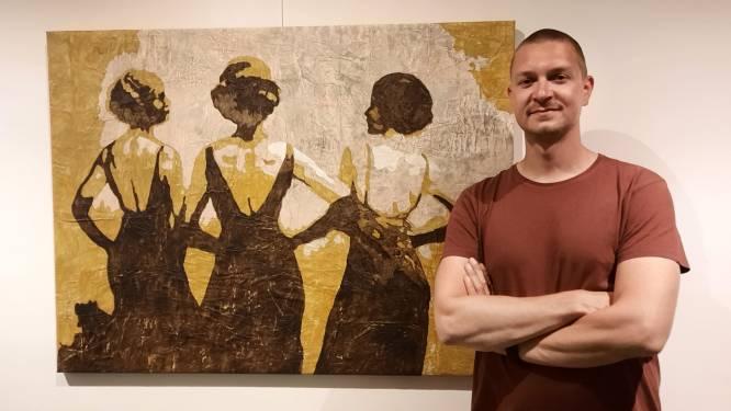 """Kunstenaar Kristof Maler palmt Plazarama in: """"Gefascineerd door het verleden"""""""