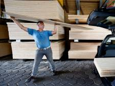 Wacht nog maar even met de verbouwing van je huis: 'Volgend jaar zal de prijs van bouwmaterialen iets normaler zijn'