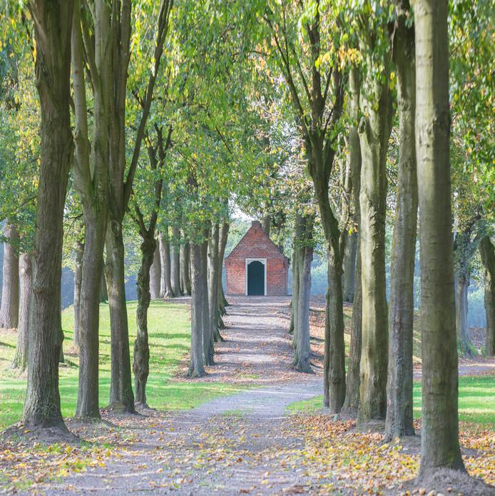 St Janskapel in Leenderstrijp