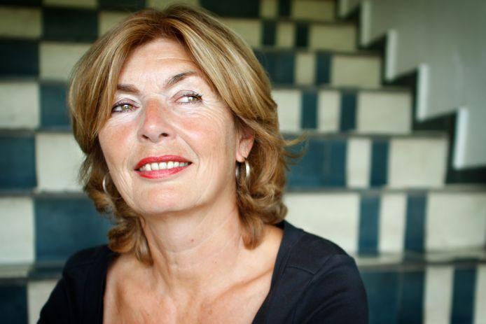Elisabeth Mollema denkt dat kinderen het pittige thema van haar boek wel begrijpen.
