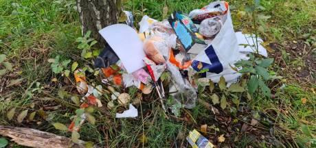 Hengelsportvereniging ziet berg afval langs de waterkant groeien, schoonmaakactie bij de Berendonck