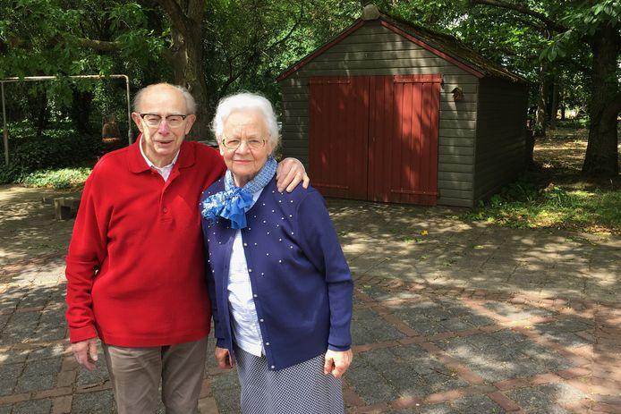 Theo en Jeannette Mickers - Van der Wielen