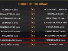 Eagles loot 'Groene Adelaars' van Ferencváros