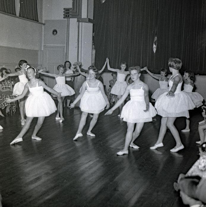 Balletschool Rozenstein in Eindhoven