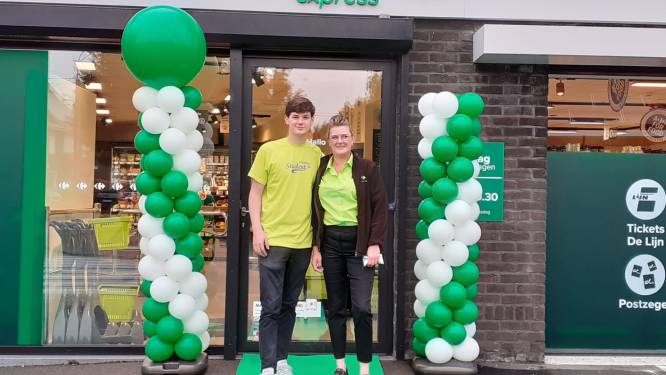 Carrefour opent buurtwinkel in Rollegem