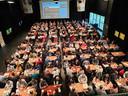 Het WK Wiezen lokte 320 deelnemers.