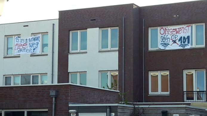 Verzet in Waalwijk tegen de komst van 15 arbeidsmigranten in een huis.