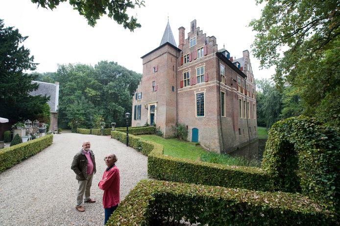 Kasteel Wijenburg op archiefbeeld.