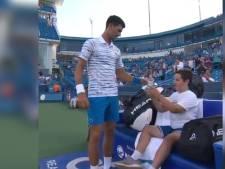 Quand Djokovic offre sa place à un enfant qui a vaincu un cancer