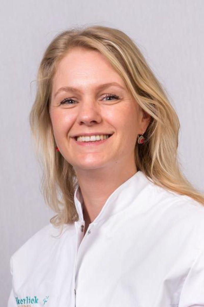 Mieke Koenders, laboratoriumspecialist Klinische Chemie