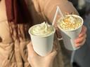 Koffie to-go bekertjes. Foto ter illustratie.
